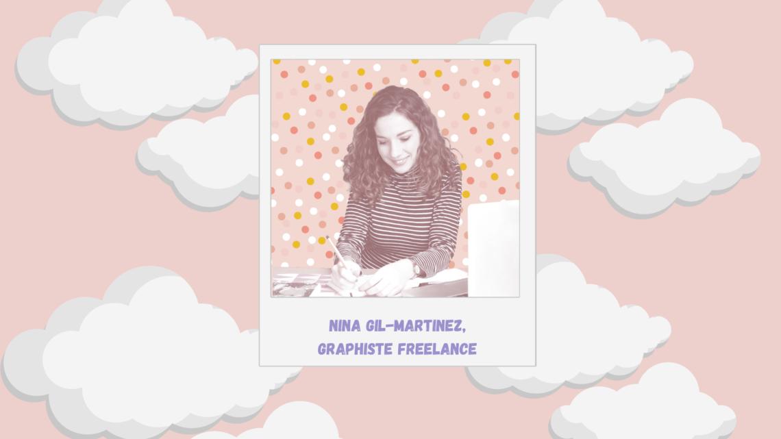 Nina Gil-Martinez graphiste freelance